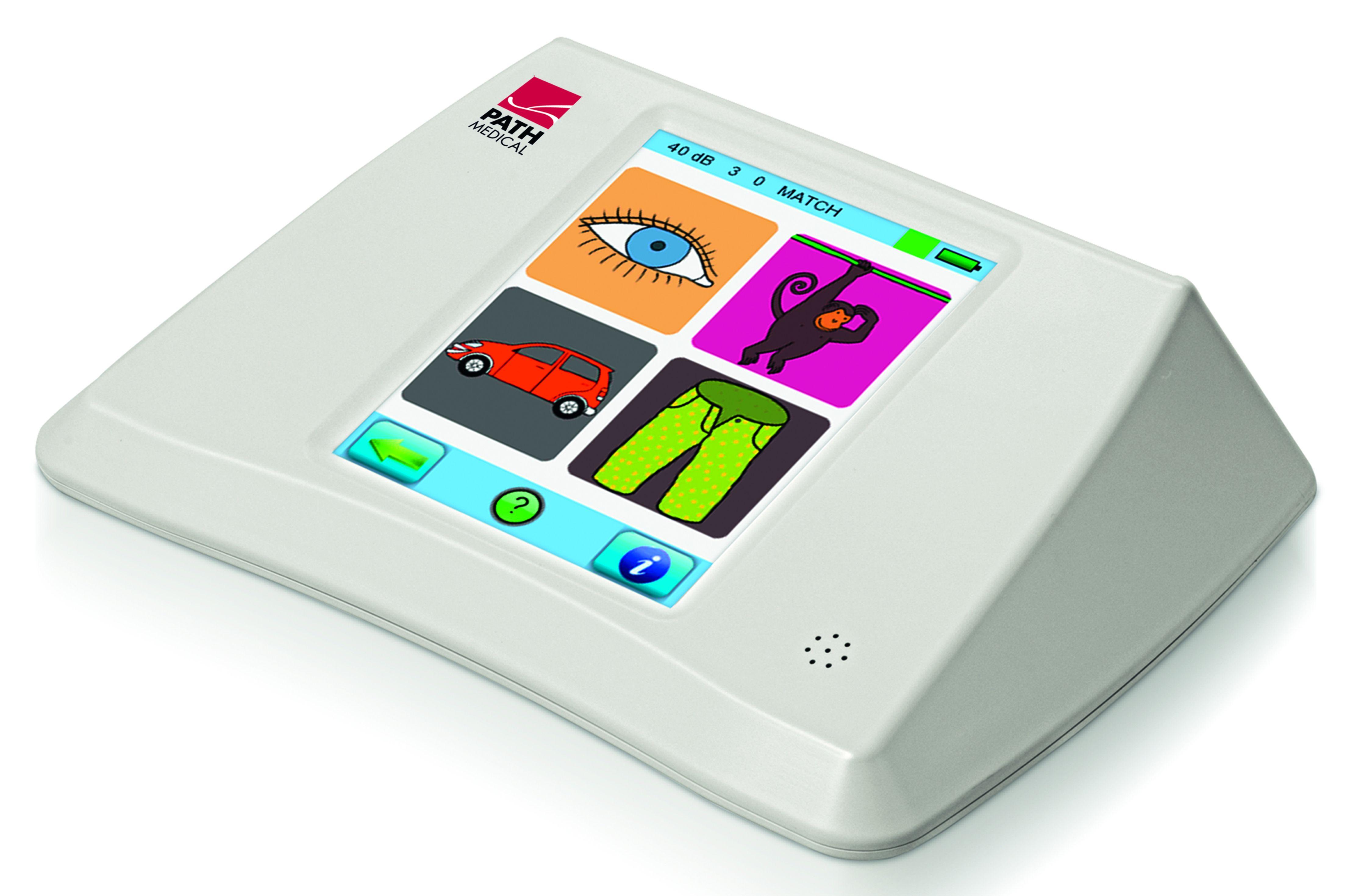 Senti Desktop-Audiometer
